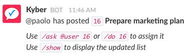 UI formatting