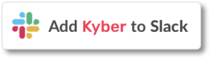 Add Kyber to Slack